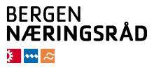 Bergen Næringsråd's logo.