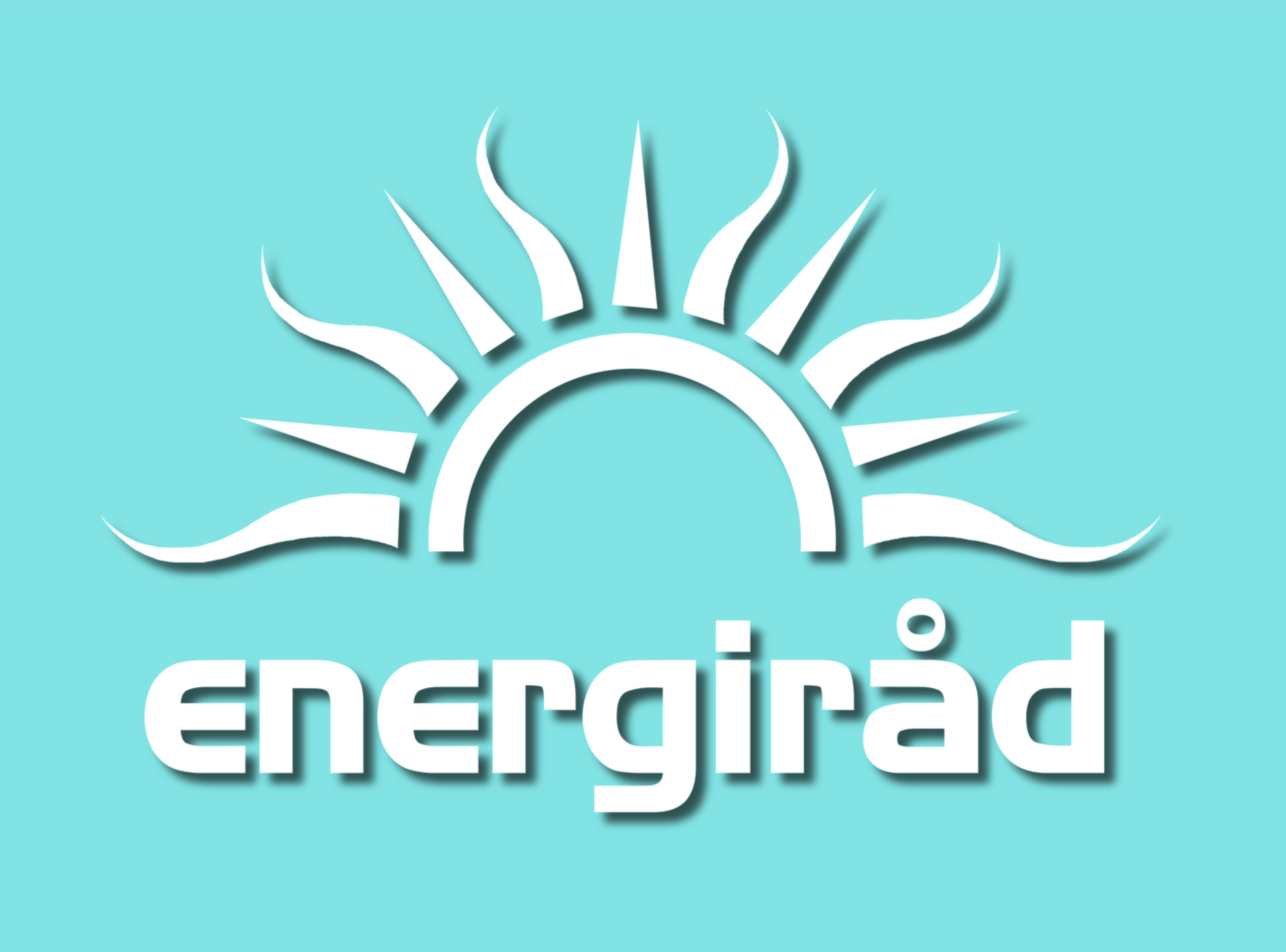 Energiråd's logo.