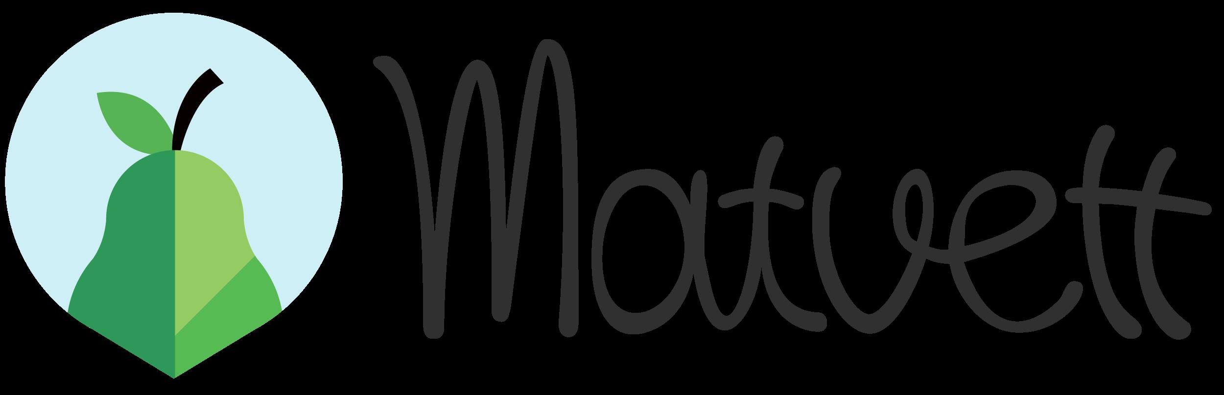 Matvett's logo.