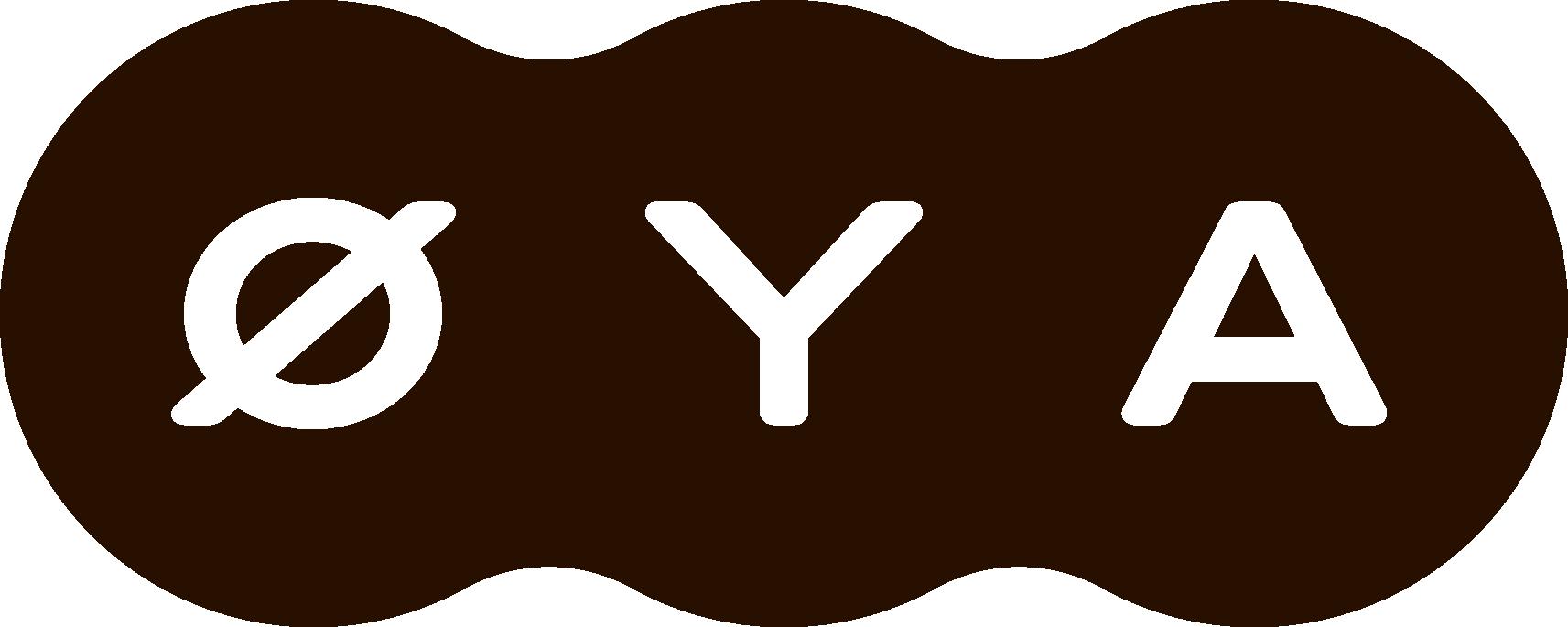 Øyafestivalen's logo.