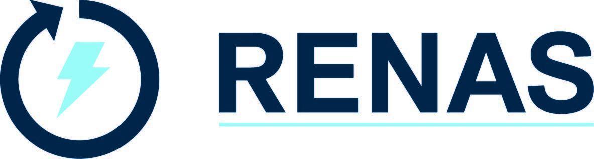 Renas's logo.