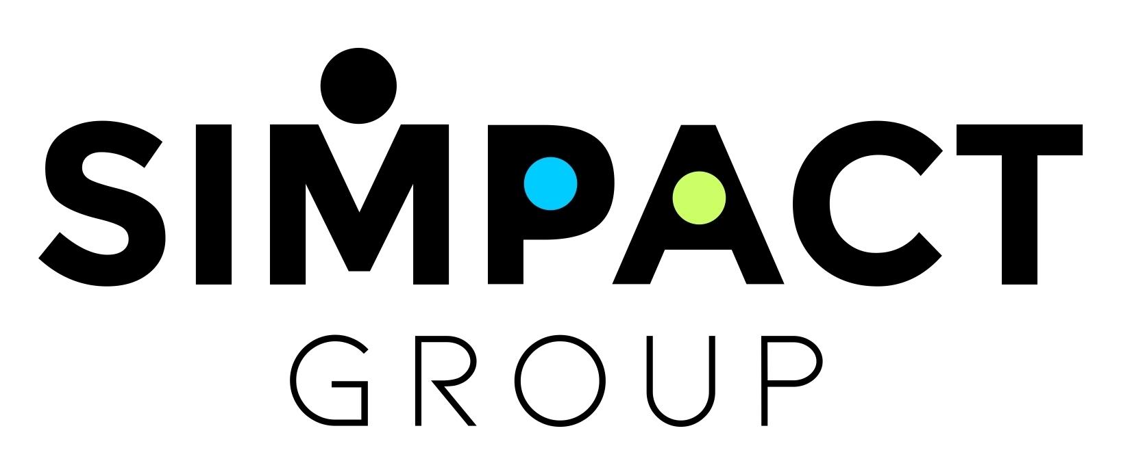 Simpact's logo.