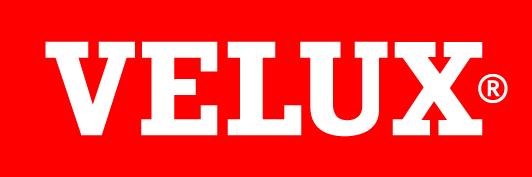 Velux Norge's logo.