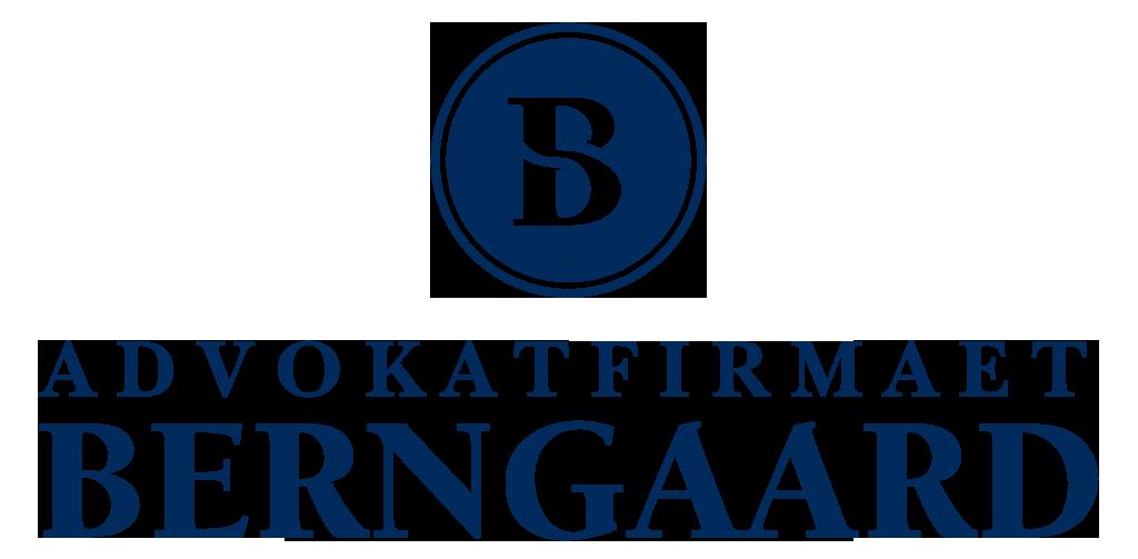 Advokatfirmaet Berngaard AS's logo.