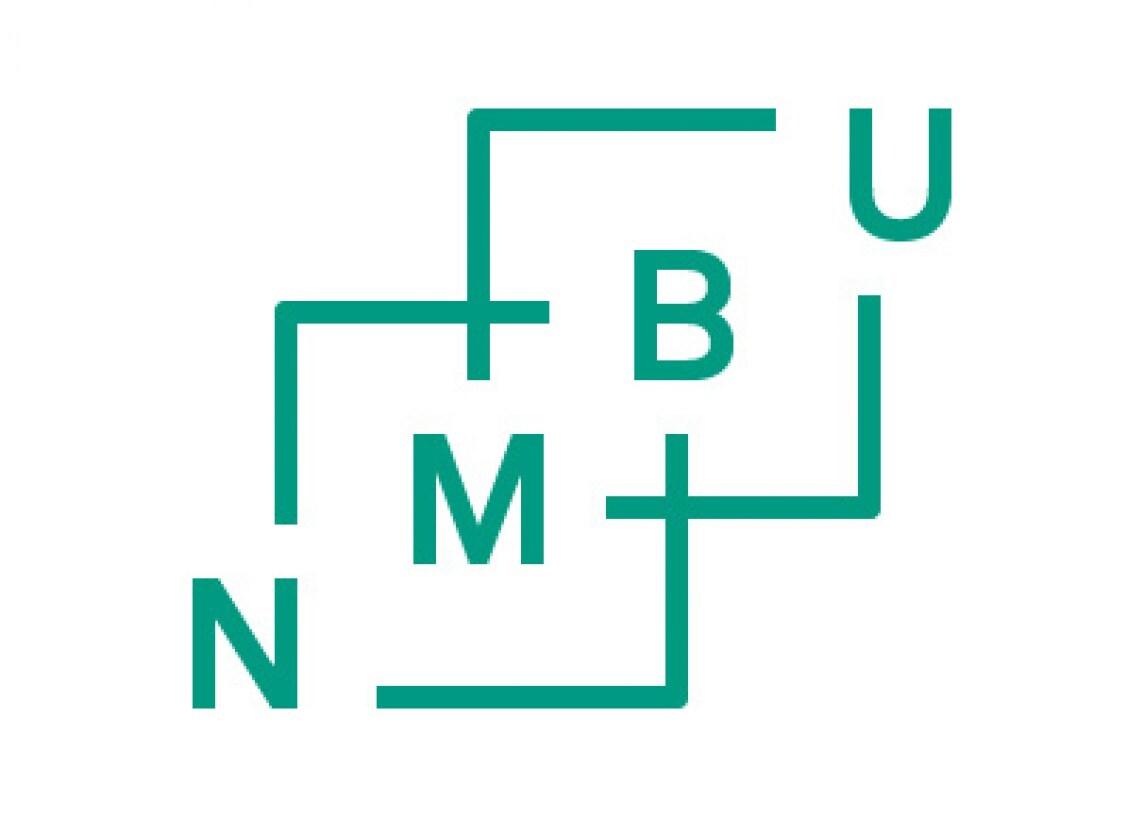 NMBU's logo.
