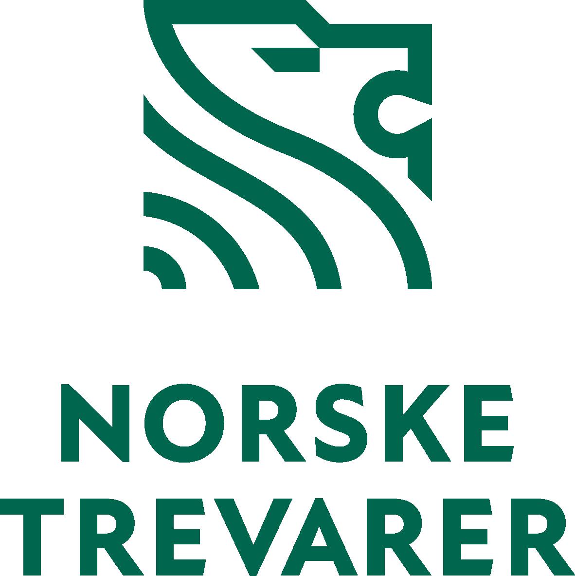 Norske Trevarer's logo.