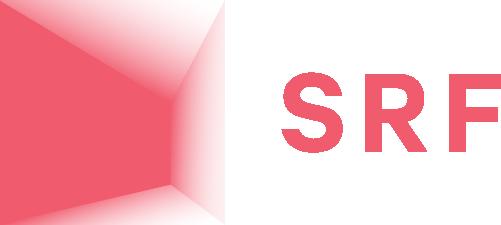 SRF's logo.
