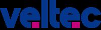 Veltec's logo.